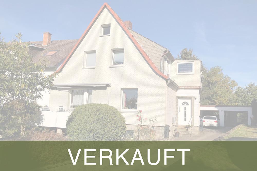 Ländlich gelegenes Ein- / Zweifamilienhaus  – 32683 Barntrup – Alverdissen