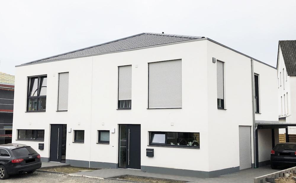 Neubau – moderne Doppelhaushälfte – Erstbezug – 32791 Lage