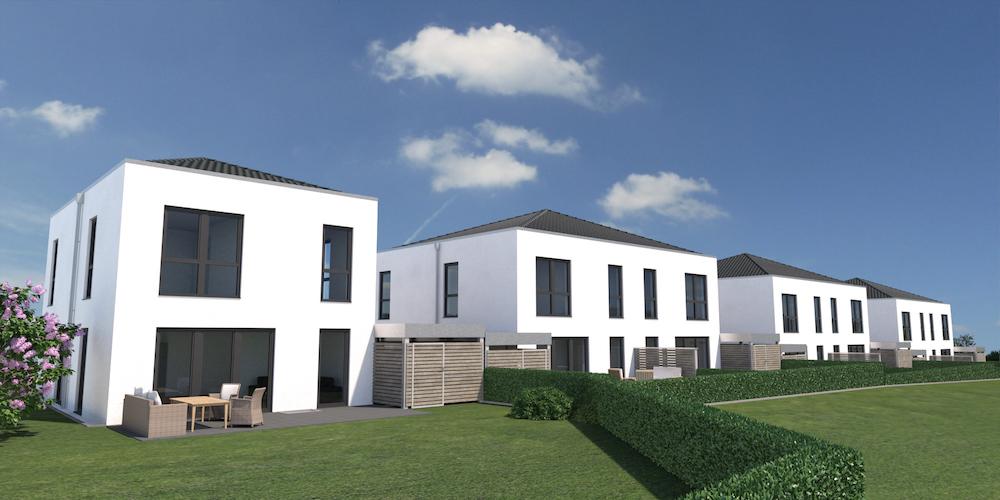 Neubau – modernes freistehendes Einfamilienhaus – Erstbezug – 32791 Lage